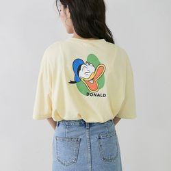 [로코식스] 디즈니 정품 반팔 티셔츠