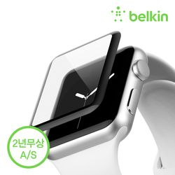 벨킨 애플워치 시리즈 3 2용 강화유리 필름 38mm F8W917qe