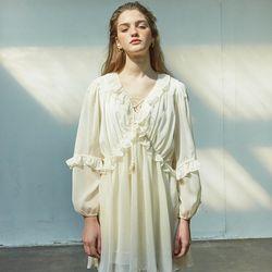 Julie Dress Ivory