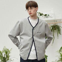 RC sweat cardigan (gray)