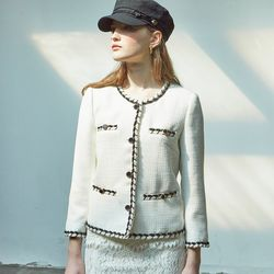 Julie Tweed Jacket