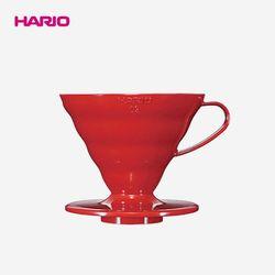 하리오 V60 커피드리퍼 02 4인 레드 VD-02R
