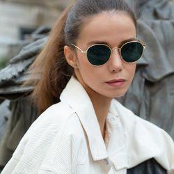 KYMA RT E6014 C1 패션선글라스 (카키 렌즈)