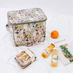 엔비 핑크베어 특대보냉가방 캠핑가방 아이스박스