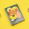[마스킹테이프 증정] A5 하드 육공 모눈 노트 - 후르츠시리즈-01 Pineapple 파인애플