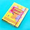 [~4/21일까지] A5 하드 육공 모눈 노트 - 후르츠시리즈-02 Lemon 레몬