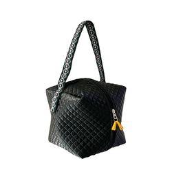 cube pouch&bag black