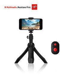 IK Multimedia 셀피스틱&블루투스 셔터 iKlip Grip Pro