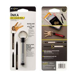 인카 키체인 펜 - Silver