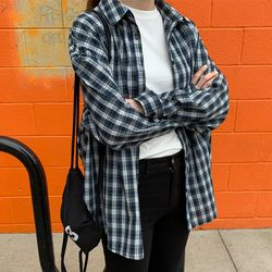 beaker check shirts
