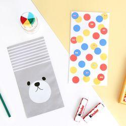 기프트팩 M (어린이집생일선물 답례품포장지)