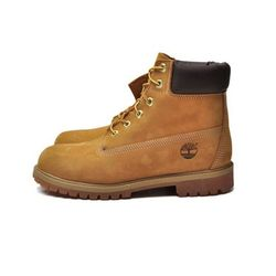 팀버랜드 6IN PREM NUBUCK (GS) WHEAT 12909