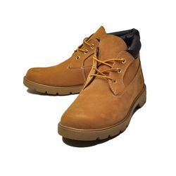 팀버랜드 3 EYE CHUKKA (GS) BUTTER PECAN NUBUCK 7190R