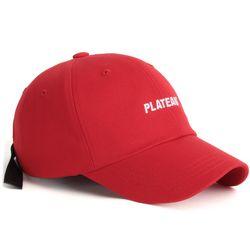 19 JW PLATEAU CAP RED