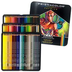 프리즈마 유성색연필 72색