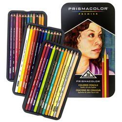 프리즈마 유성색연필 36색