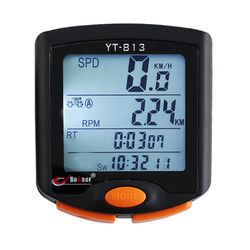 자전거 속도계 YT-813 LED 백라이트