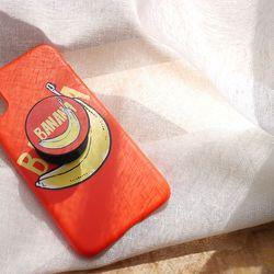 바나나 버튼톡 (아이폰/갤럭시/LG케이스)