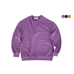 MINI POCKET SWEAT SHIRT(3color)(여성용)