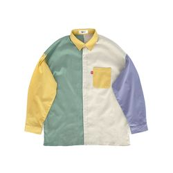 SOFT COLORBLOCK SHIRT (unisex)