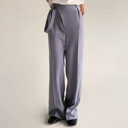 FRESH A unbalance closing slacks (s m)