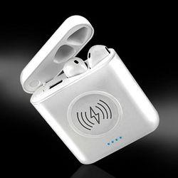 블루투스이어폰 3in1 무선이어폰 무선충전기 충전기