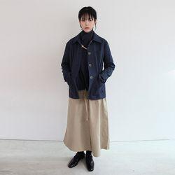 line pocket jacket (2colors)