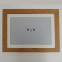 스케치북 액자 8절(38x28cm)
