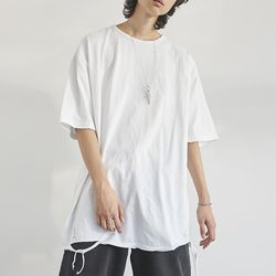 damaged box long 12 T (5 color) - men