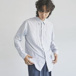 tidy stripe shirts (5 color) - men