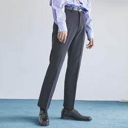 neat slim-fit slacks (3 color) - men
