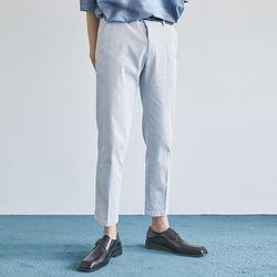 slim-fit chino pants (4 color) - men