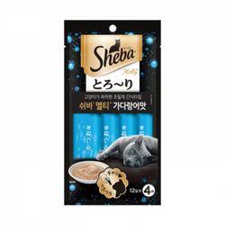 쉬바 멜티 가다랑어맛 48g (12gx4개)