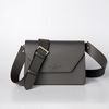 clover cross bag (darkgrey) - D1006DG