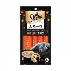쉬바 멜티 참치맛 48g (12gx4개)