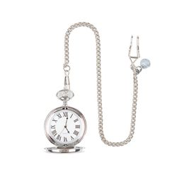 292 PLAIN POCKET WATCH
