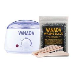 바나다 왁싱 블랙 스페셜에디션 150g 워머기 포함