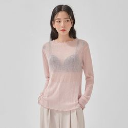 wave lining wrinkle T