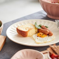 케라미카 바뎀 접시 대 6color