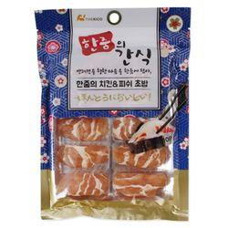 한줌의 초밥(치킨 피쉬)강아지간식애견용 사사미져키
