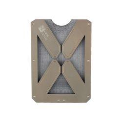 [파이커택티컬]  EDC 티타늄 해골머니 카드클립