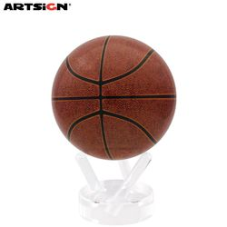 빛으로 회전하는 모바글로브1092 농구공 4.5인치