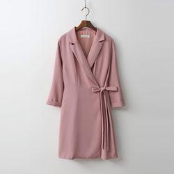 Lady Wrap Dress