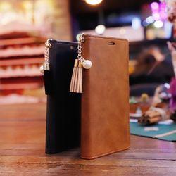 LG G7 (LG G710) Voltear-T 플립 다이어리 케이스