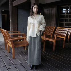 basic cargo skirt (3colors)