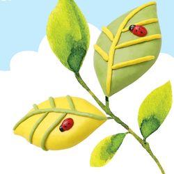 나뭇잎비누만들기(4개)