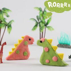 공룡비누만들기(4개)