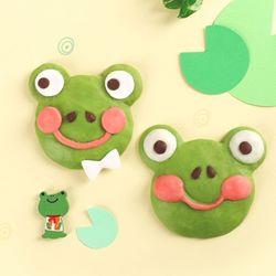개구리비누만들기(4개)