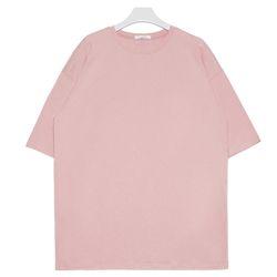 be doing well 티셔츠 (그린 핑크)