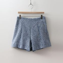 Tweed Sailor Shorts